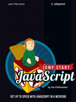cover image of Jump Start JavaScript