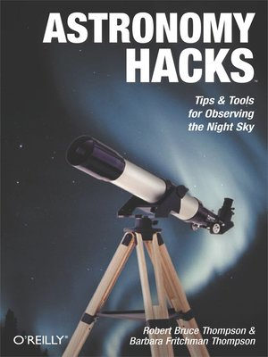 cover image of Astronomy Hacks