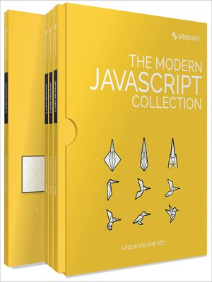 cover image of The Modern JavaScript Collection