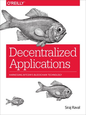 cover image of Decentralized Applications