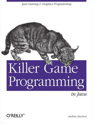 cover image of Killer Game Programming in Java