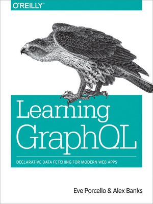 cover image of Learning GraphQL