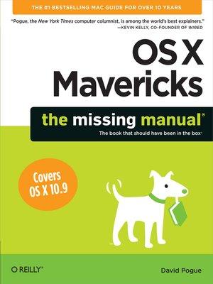 cover image of OS X Mavericks