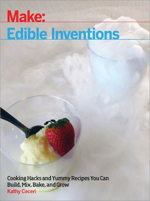 cover image of Edible Inventions