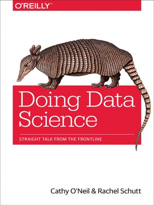 cover image of Doing Data Science