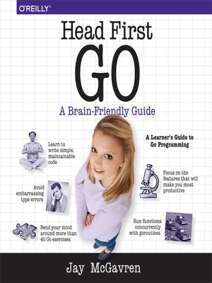 cover image of Head First Go