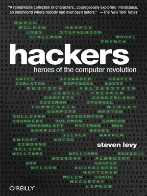 cover image of Hackers