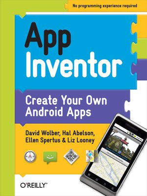 cover image of App Inventor