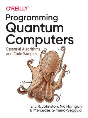 cover image of Programming Quantum Computers
