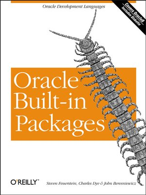 cover image of Oracle Built-in Packages