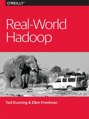 cover image of Real-World Hadoop