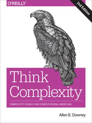 cover image of Think Complexity