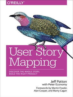 cover image of User Story Mapping