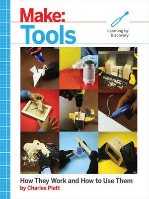 cover image of Make: Tools