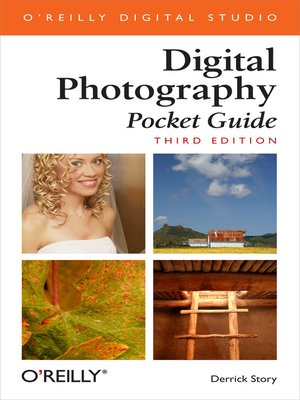 cover image of Digital Photography Pocket Guide