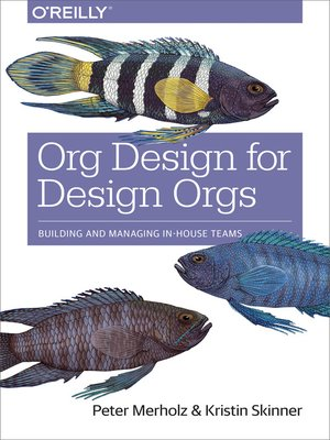 cover image of Org Design for Design Orgs