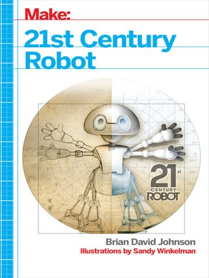 cover image of 21st Century Robot
