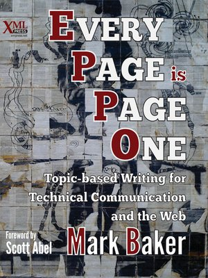 cover image of Every Page Is Page One