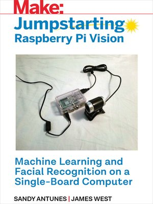 cover image of Jumpstarting Raspberry Pi Vision
