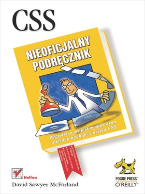 cover image of CSS. Nieoficjalny podr?cznik