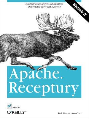 cover image of Apache. Receptury. Wydanie II