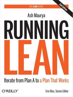 cover image of Running Lean