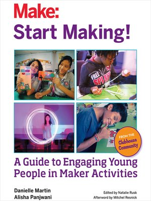 cover image of Start Making!