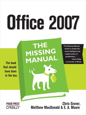 cover image of Office 2007