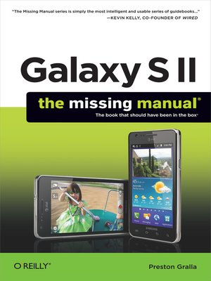cover image of Galaxy S II