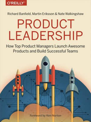 cover image of Product Leadership