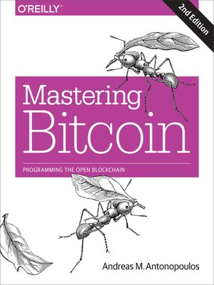 cover image of Mastering Bitcoin