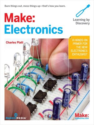 cover image of Make:  Electronics