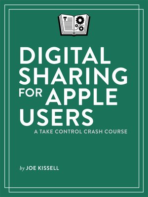 cover image of Digital Sharing for Apple Users