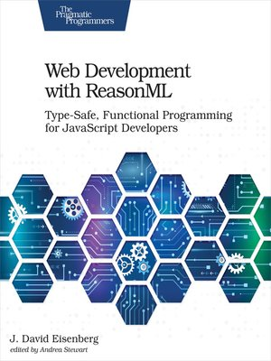 cover image of Web Development with ReasonML
