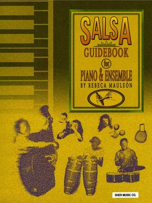cover image of The Salsa Guidebook
