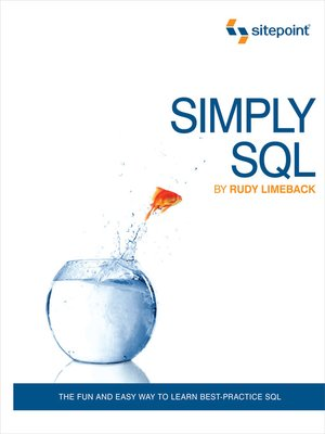 cover image of Simply SQL