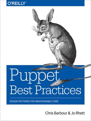 cover image of Puppet Best Practices