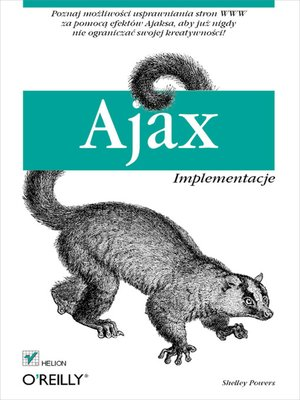 cover image of Ajax. Implementacje