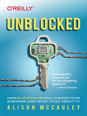 cover image of Unblocked