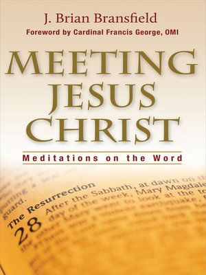 cover image of Meeting Jesus Christ