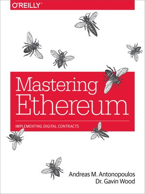 cover image of Mastering Ethereum