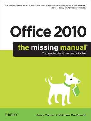 cover image of Office 2010