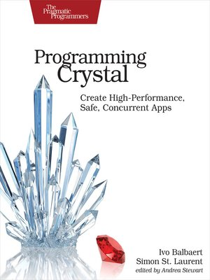 cover image of Programming Crystal