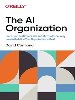 cover image of The AI Organization