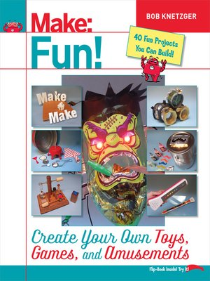 cover image of Make Fun!
