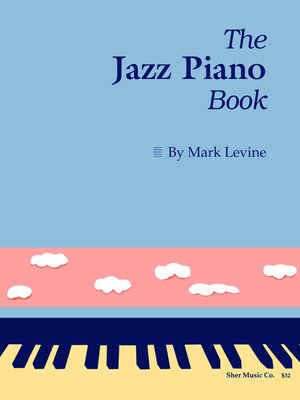 cover image of The Jazz Piano Book
