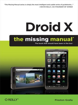 cover image of Droid X