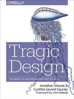 cover image of Tragic Design