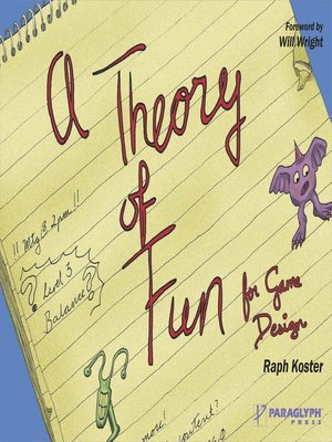 RAPH KOSTER A THEORY OF FUN PDF