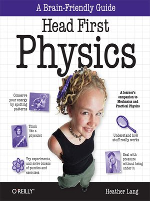 Head First Physics by Heather Lang · OverDrive (Rakuten
